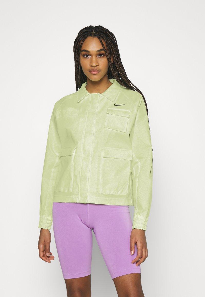 Nike Sportswear - Summer jacket - barely volt