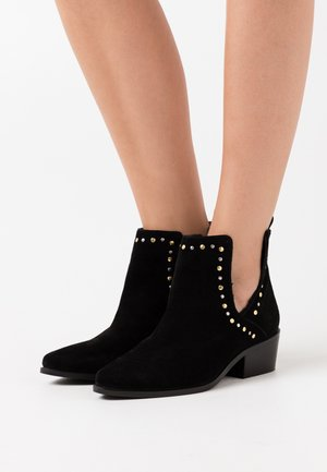 OVER THE RAINBOW - Ankle boots - black