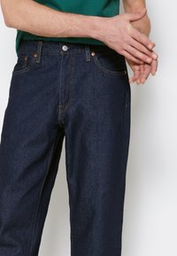 Levi's® - STAY LOOSE TAPER CROP - Relaxed fit jeans - row rinse - 4