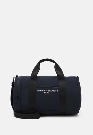 ESTABLISHED DUFFLE BAG UNISEX - Viikonloppukassi - blue