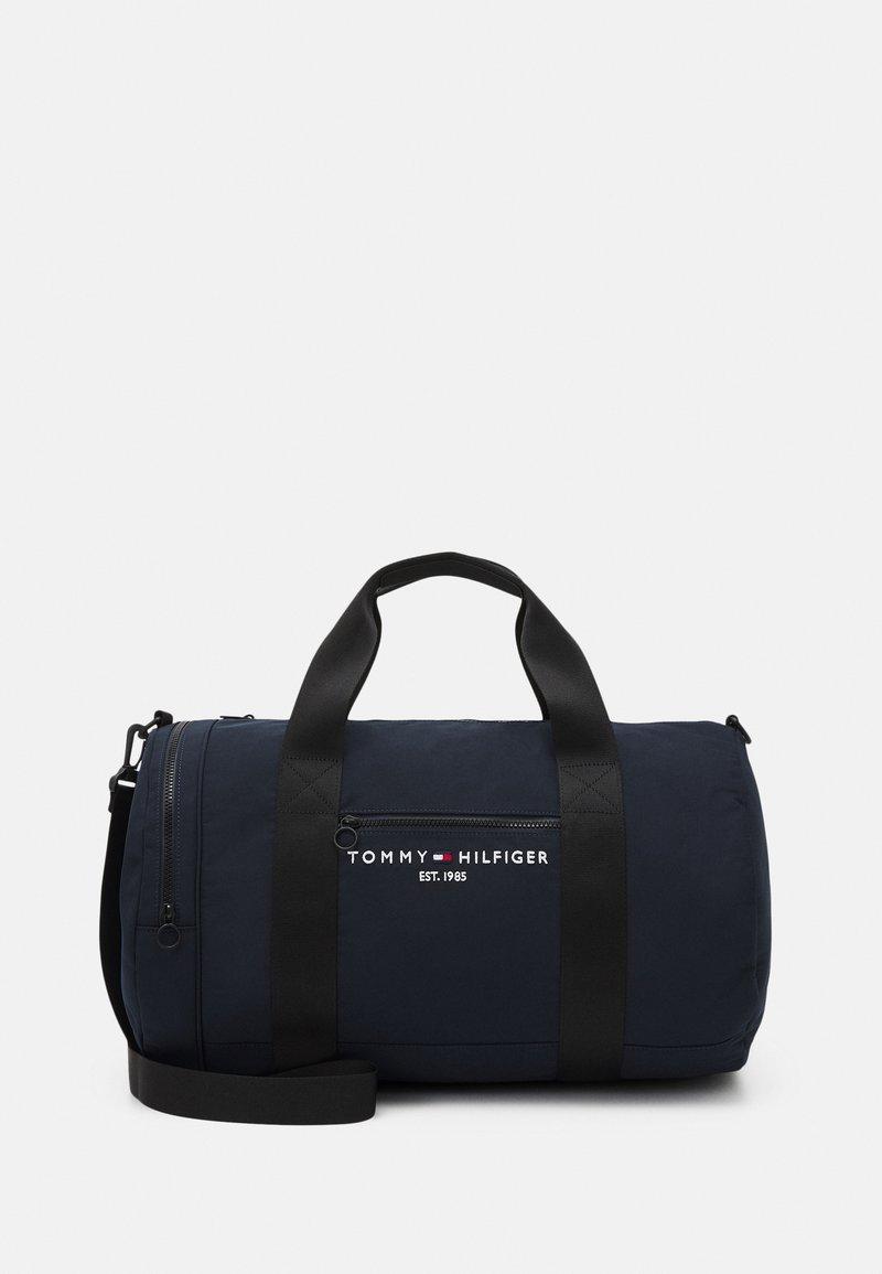 Tommy Hilfiger - ESTABLISHED DUFFLE BAG UNISEX - Sac week-end - blue