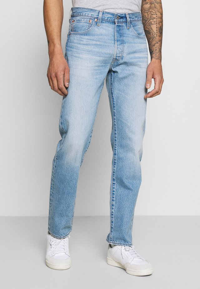 501® LEVI'S® ORIGINAL FIT - Džíny Straight Fit - canyon kings