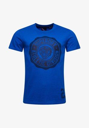 T-Shirt print - eagle blue
