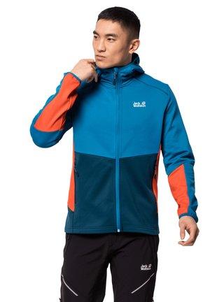 MOUNT ISA - Fleece jacket - blue pacific