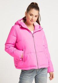 myMo - Winter jacket - pink - 0