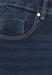 ONLY Petite - ONLDAISY LIFE PUSH UP  - Jeans Skinny Fit - dark blue denim - 2