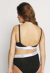 Calvin Klein Underwear - MODERN MATERNITY BRA - Bustier - black - 2