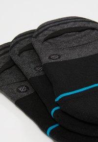 Stance - GAMUT 3 PACK - Sportovní ponožky - black - 2