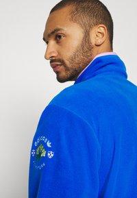 adidas Originals - Fleece jumper - glory blue - 4