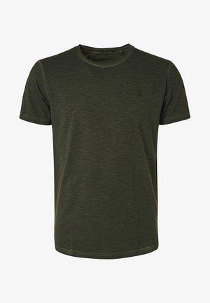 Basic T-shirt - moss