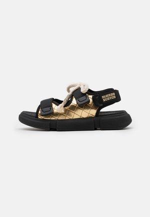 DAISIE SPORT - Sandals - gelb
