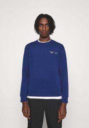 Sweatshirt - colonia blu