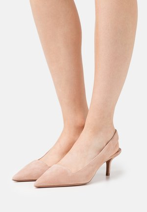 ALLEGRA  - Klassiske pumps - nude