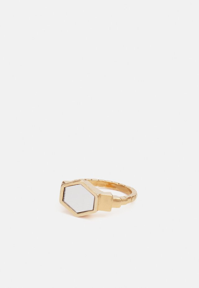 YOU ARE BEAUTIFUL - Ring - gold-coloured