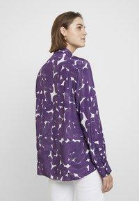 Hope - TWICE - Skjorte - purple sweep print - 2