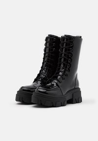 The Kooples - BOTTINE  - Lace-up ankle boots - black - 2