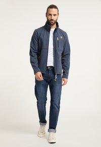 Schmuddelwedda - Light jacket - marine melange - 1
