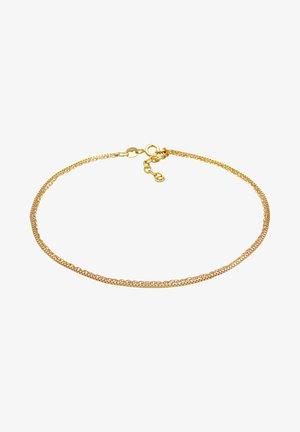 ANKLET BASIC - Armband - gold