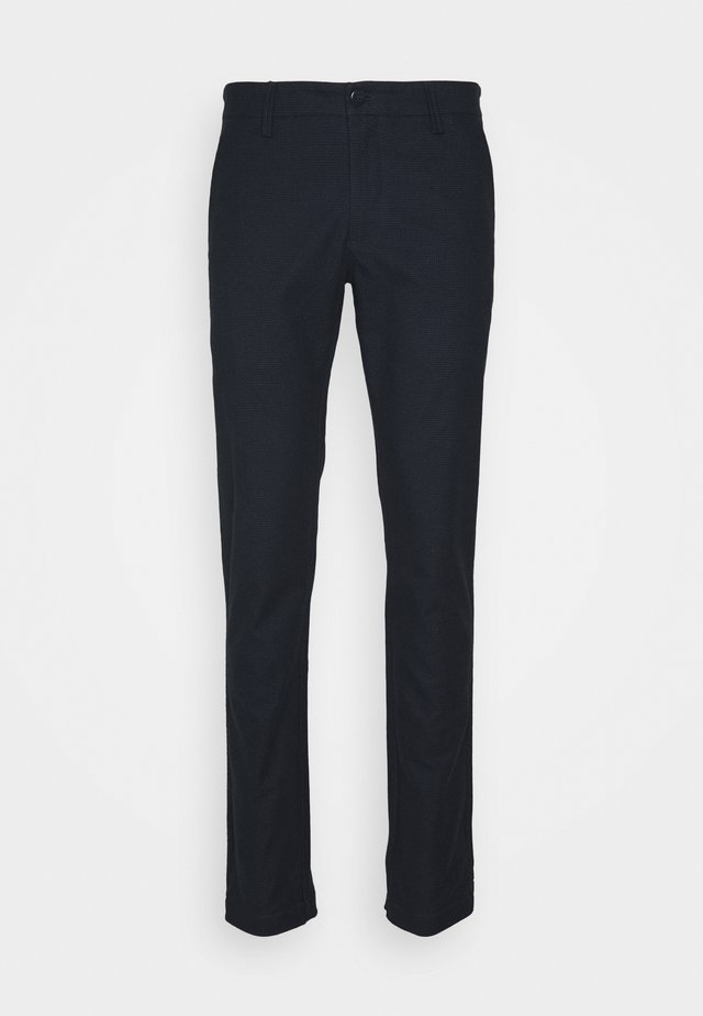 RUSSELL - Trousers - navy