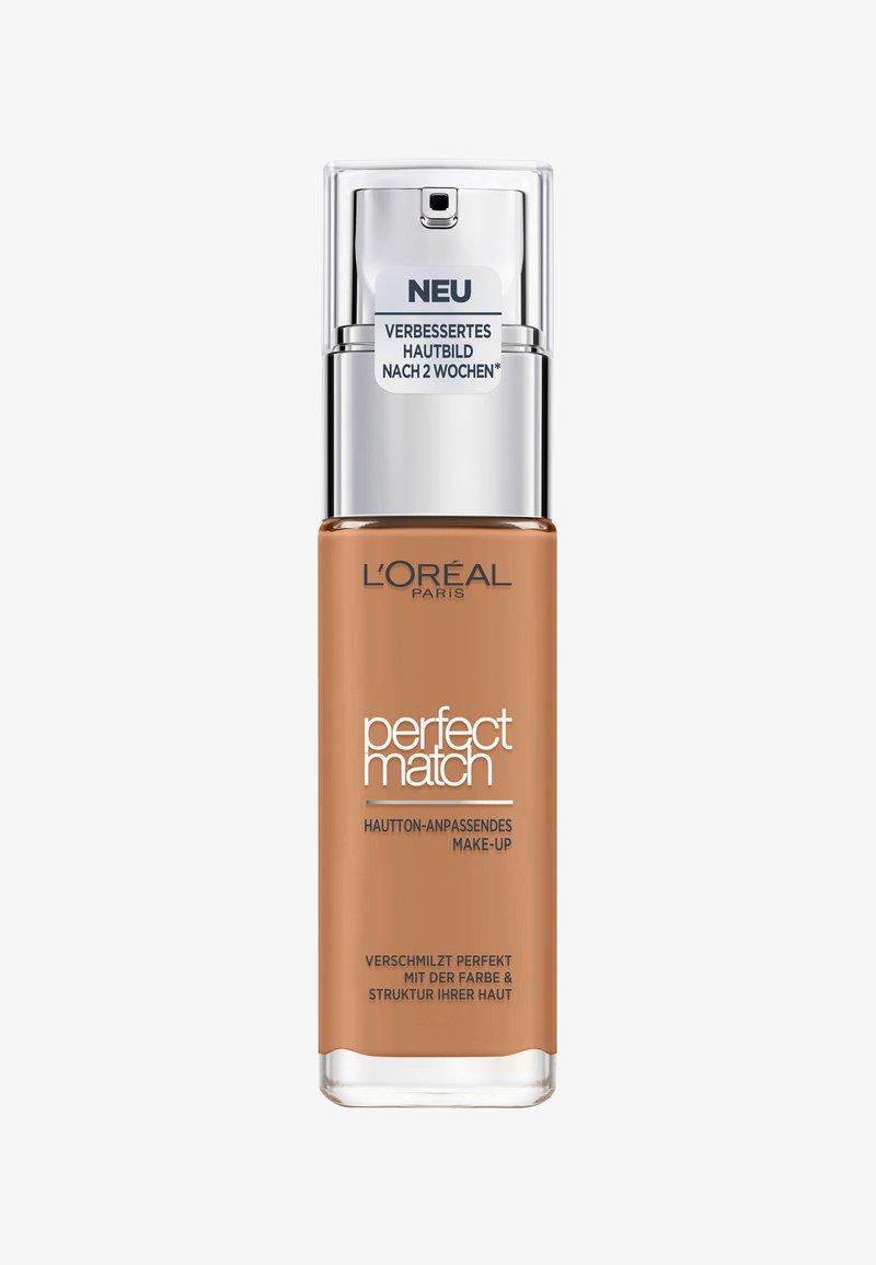 L'Oréal Paris - PERFECT MATCH MAKE-UP - Foundation - 5.5.r/5.5.c rose sun