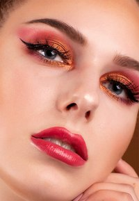 Luvia Cosmetics - SUNSET NOVA EYESHADOW PALETTE - Palette fard à paupière - - - 3