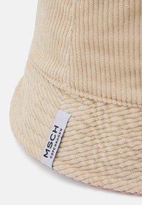 Moss Copenhagen - KADEE REVERSABLE BUCKET HAT - Klobouk - rose/light sand - 4