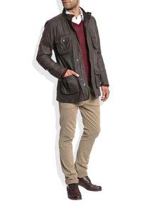 Barbour - CORBRIDGE - Summer jacket - rustic - 1