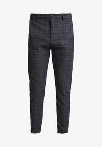 PISA REDUE PANTS - Trousers - grey check