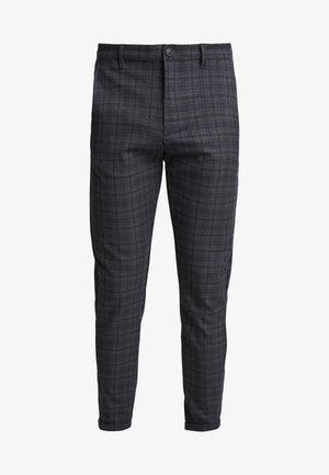 PISA REDUE PANTS - Pantalon classique - grey check