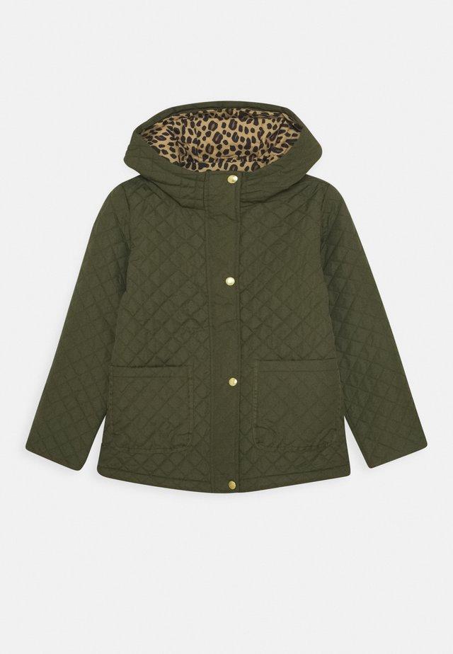 BARN JACKET - Light jacket - aspen moss