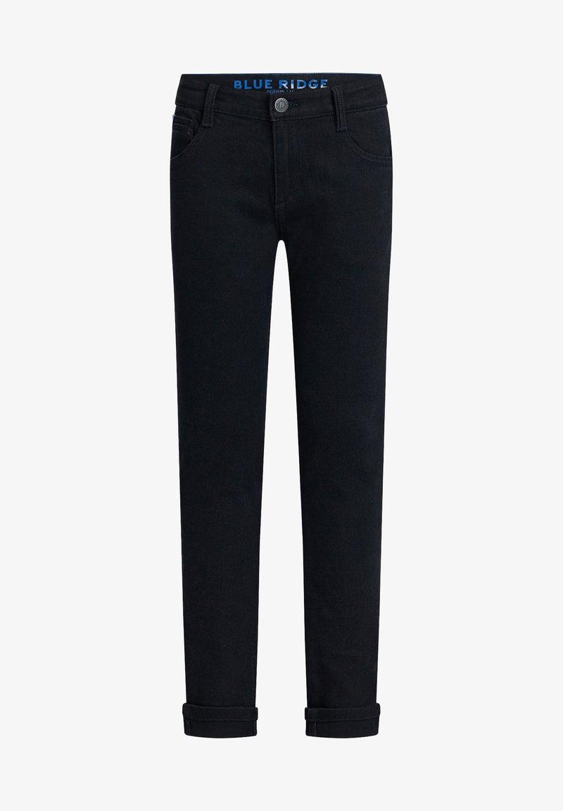 WE Fashion - SKINNY FIT - Jeans Skinny Fit - black