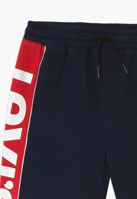 Levi's® - LOGO - Tracksuit bottoms - dark blue - 3