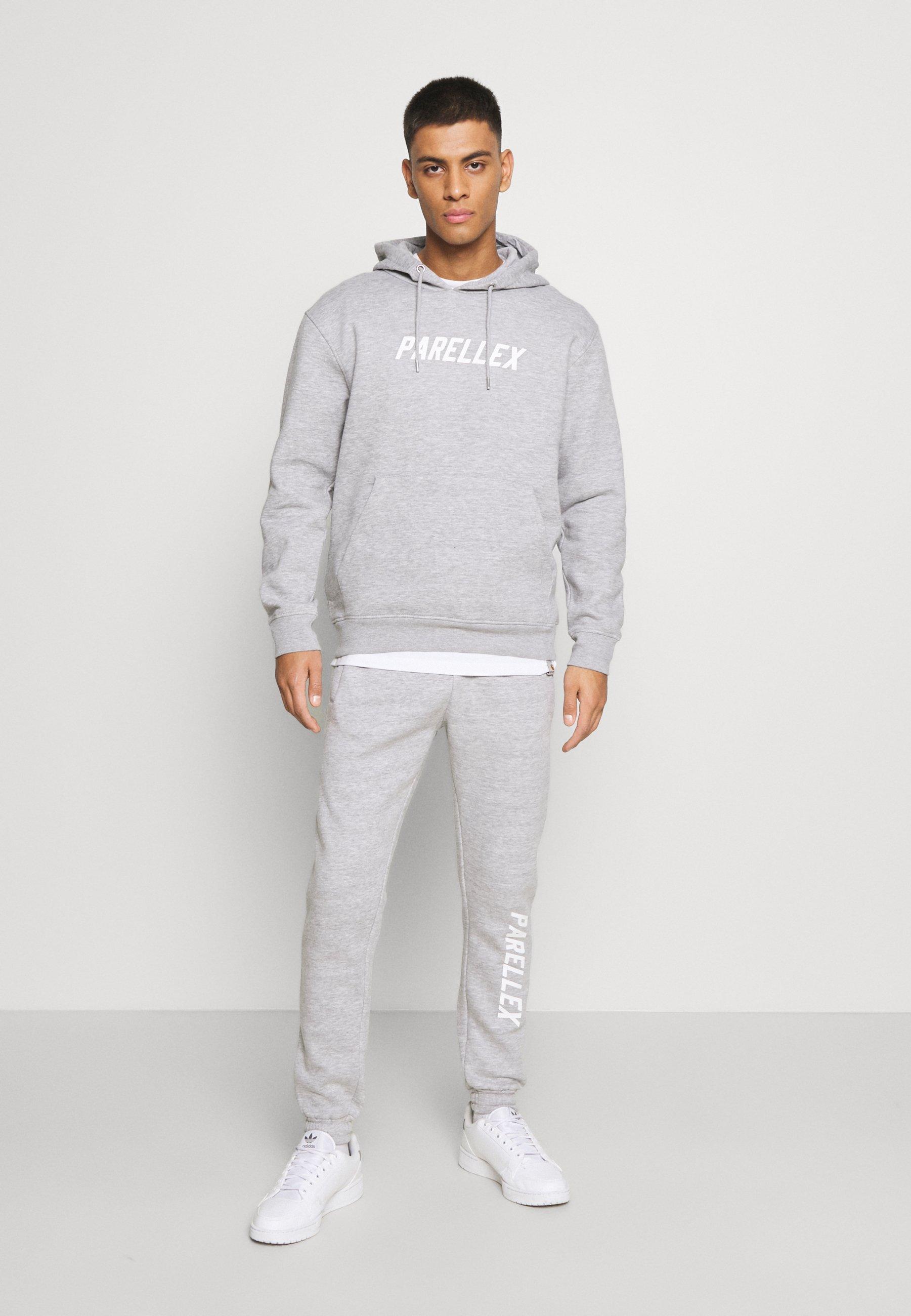 Men LOUNGE HOOD LOUNGE TRACKSUIT SET - Sweatshirt