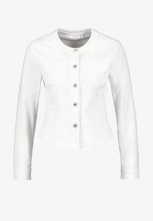 Summer jacket - weiß/weiß