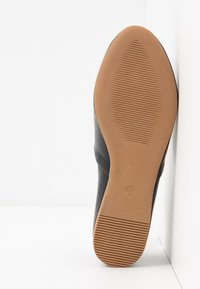 Anna Field - LEATHER - Slippers - black - 6