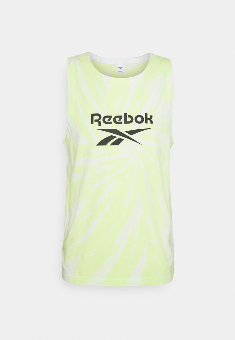 Reebok Classic - CLASSIC TIE DYE SEASONAL CASUAL TANK - Top - semi energy glow