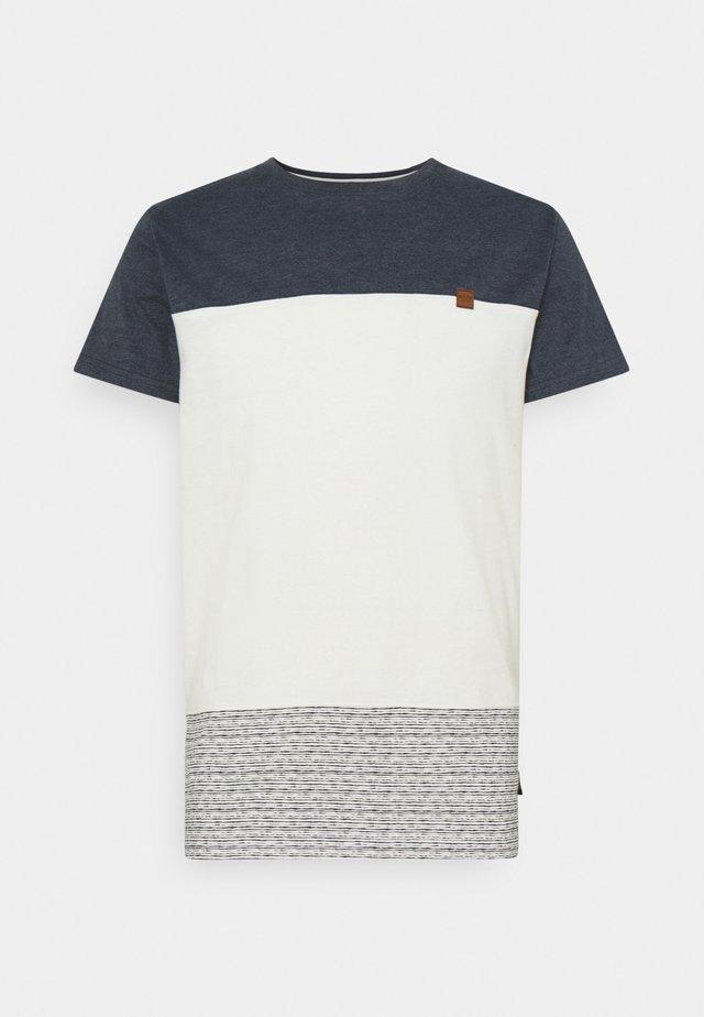 HAMMOND - Print T-shirt - marshmellow