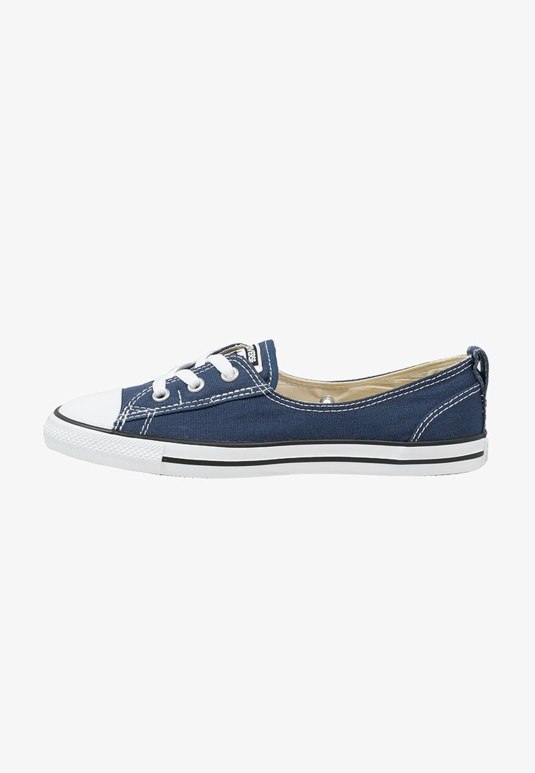 Converse - CHUCK TAYLOR ALL STAR BALLET - Trainers - navy
