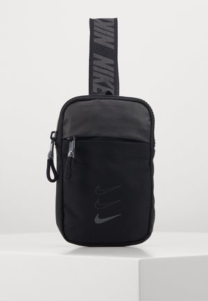 ESSENTIALS UNISEX - Sac bandoulière - black/smoke grey