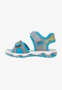 Superfit - MIKE 3.0 - Chodecké sandály - grau - 1