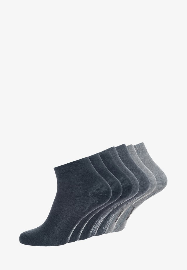 BOX 7 PACK - Calcetines - grey