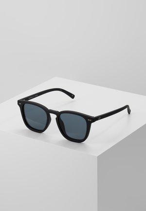 NO BIGGIE - Sonnenbrille - matte black rubber