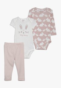 Carter's - LITTLE CHARACTER BABY SET - Body - pink - 0