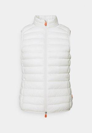 GIGA CHARLOTTE - Waistcoat - off-white