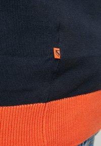 Jack´s Sportswear - FULL ZIP CARDIGAN - Gilet - navy - 5
