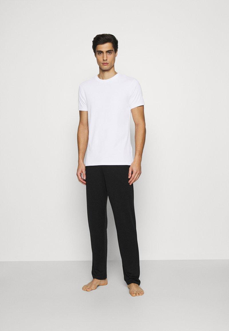 KARL LAGERFELD - CREW NECK UNDERSHIRT 2 PACK - Undershirt - white