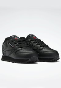 Reebok Classic - CLASSIC LEATHER SHOES - Baby shoes - black - 1