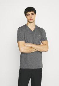 Lacoste - Basic T-shirt - touareg - 0