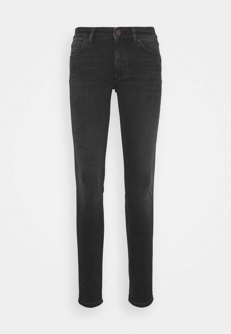 Marc O'Polo - LULEA SLIM - Slim fit jeans - black softwear wash