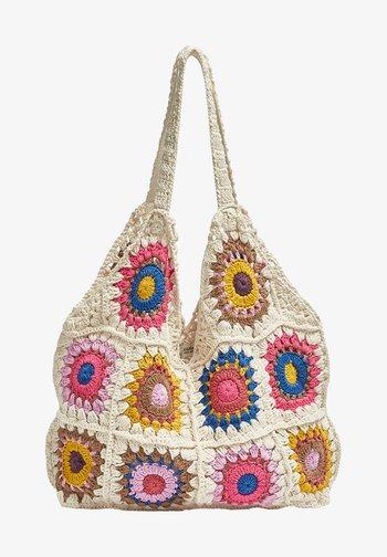 Handbag - multi coloured